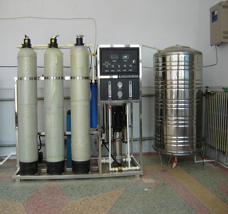 纯净水主机FYK-RO-3000GPD